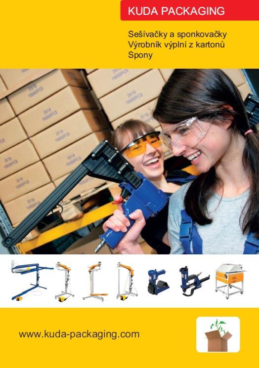 Katalog výrobce sešívaček DAMET